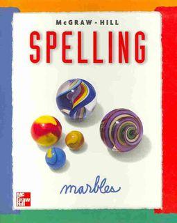 McGraw-Hill: Spelling