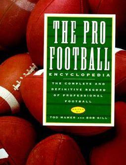 The Pro Football Encyclopedia