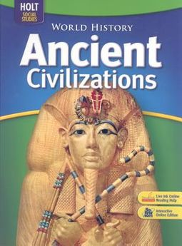 HPB | Search for Holt World History Ancient Civilizations