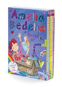 Amelia Bedelia Chapter Books Box Set