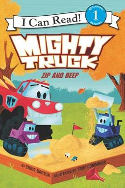Mighty Truck Zip and Beep
