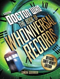 Doctor Who The Book of Whoniversal Records