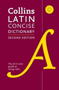Collins Latin Concise Dictionary & Grammar