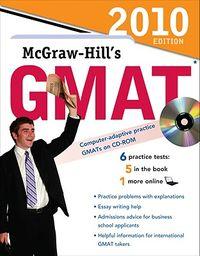 Mcgraw-Hill's GMAT, 2010