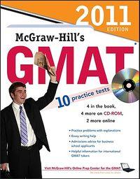 McGraw-Hill's GMAT 2011