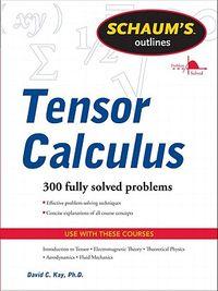 Schaums Outline Tensor Calculus