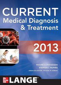 Current Medical Diagnosis & Treatment 2013