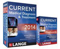 Current Medical Diagnosis & Treatment 2014 + Flash Cards
