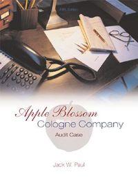 Apple Blossom Cologne Company