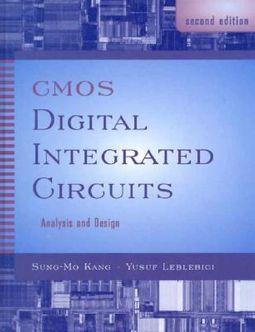 Cmos Digital Integrated Circuits : Analysis and Design