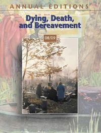 Dying, Death, and Bereavement 08/09