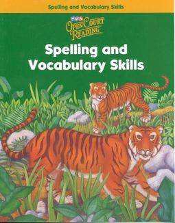Spelling and Vocabulary Skills