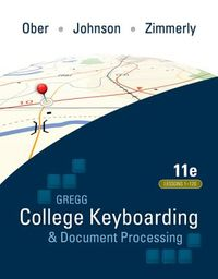 College Keyboarding & Document Processing