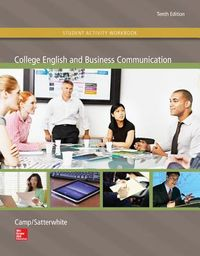 College English and Business Communication