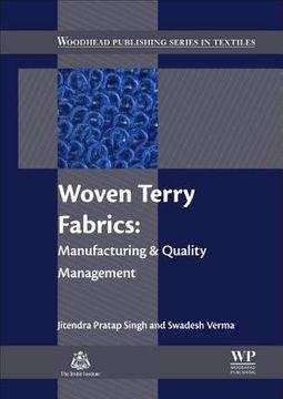 Woven Terry Fabrics
