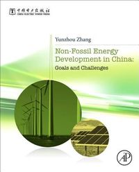 Non-Fossil Energy Development in China