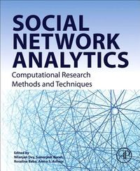 Social Network Analytics