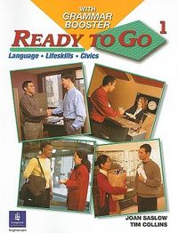 Ready To Go 1 With Grammar Booster