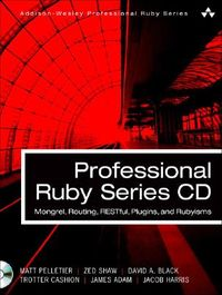 Professional Ruby Collection