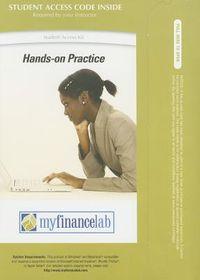 Myfinancelab Hands-on Practice Student Access Kit