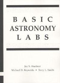Basic Astronomy Labs