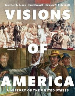 Visions of America + New Myhistorylab for U.s. History Access Card