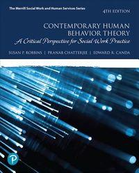Contemporary Human Behavior Theory