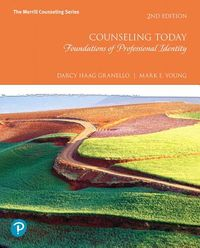 Counseling Today Mycounselinglab With Enhanced Pearson Etext Access Card