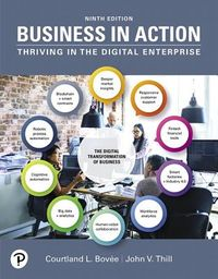 Mylab Intro to Business With Pearson Etext -- Access Card -- for Business in Action