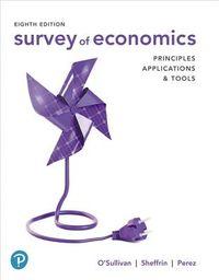 Survey of Economics Mylab Economics With Pearson Etext Access Card