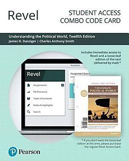 Understanding the Political World Revel Combo Access Card