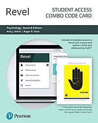Revel for Psychology Access Card
