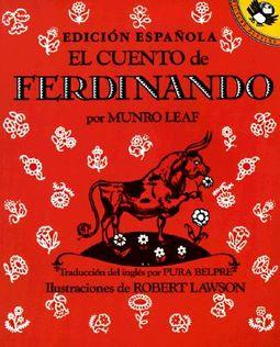 El Cuento De Ferdinando/the Story of Ferdinand