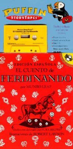 El Cuento De Ferdinando / the Story of Ferdinand