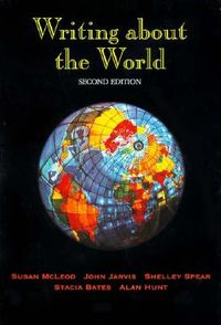 Writing About the World