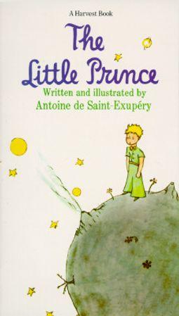 The Little Prince Saint Exupery Antoine De 9780156528207 Hpb