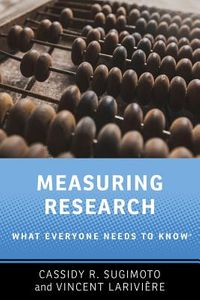 Measuring Research