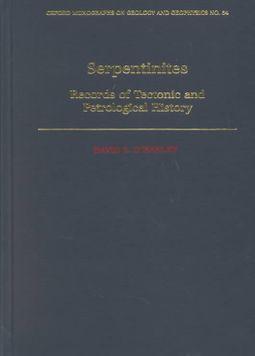Serpentinites