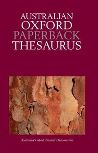 Australian Oxford Thesaurus
