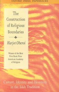 The Construction of Religious Boundaries