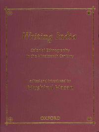 Writing India