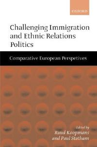 Challenging Immigration and Ethnic Relations Politics