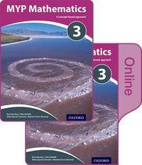 Myp Mathematics 3 Print + Online Course Book