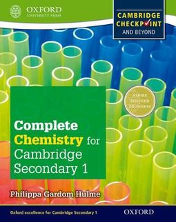 Complete Chemistry for Cambridge, Secondary 1