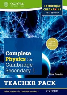 Complete Physics for Cambridge Secondary, Level 1