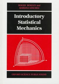 Introductory Statistical Mechanics