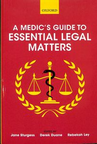 A Medic's Guide to Essential Legal Matters