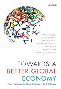Towards a Better Global Economy