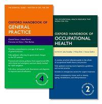 Oxford Handbook of General Practice 4th Ed. + Oxford Handbook of Occupational Health 2nd Ed.
