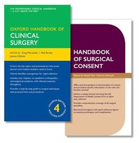 Oxford Handbook of Clinical Surgery and Handbook of Surgical Consent